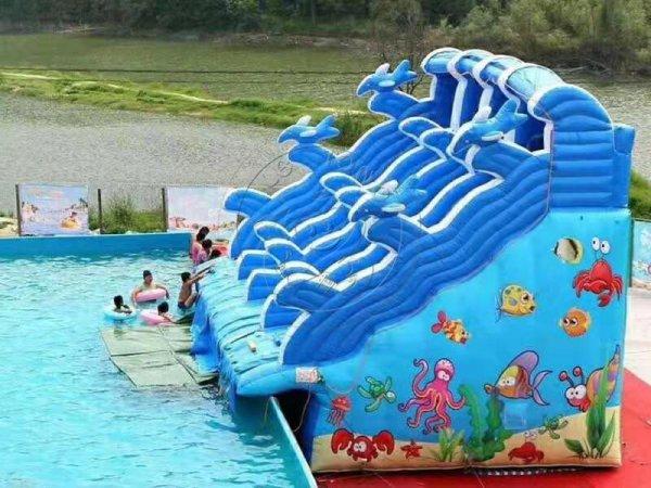 波浪水必威体育网站首页水上乐园